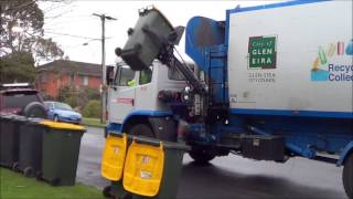 Glen Eira Recycling - Remondis Sideloaders