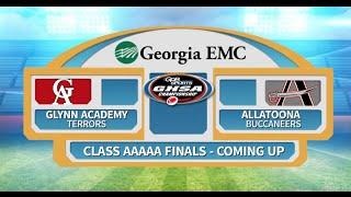 Glynn Academy vs. Allatoona