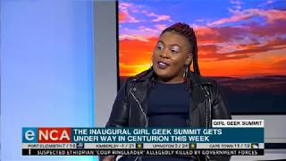 Girl Geek Summit gets underway in Centurion