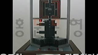 [산업모형]한국표준과학연구원 세슘 원자분수시계 원리교육…
