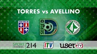 Torres - Avellino LIVE - Diretta serie D girone G 18^ giornata