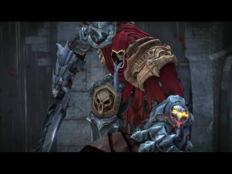 Darksiders Warmastered Edition - Console Release Trailer