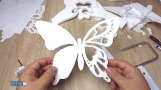 видео 3D резка пенопласта