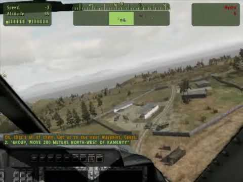 Arma 2 Helicopter Flight  YouTube