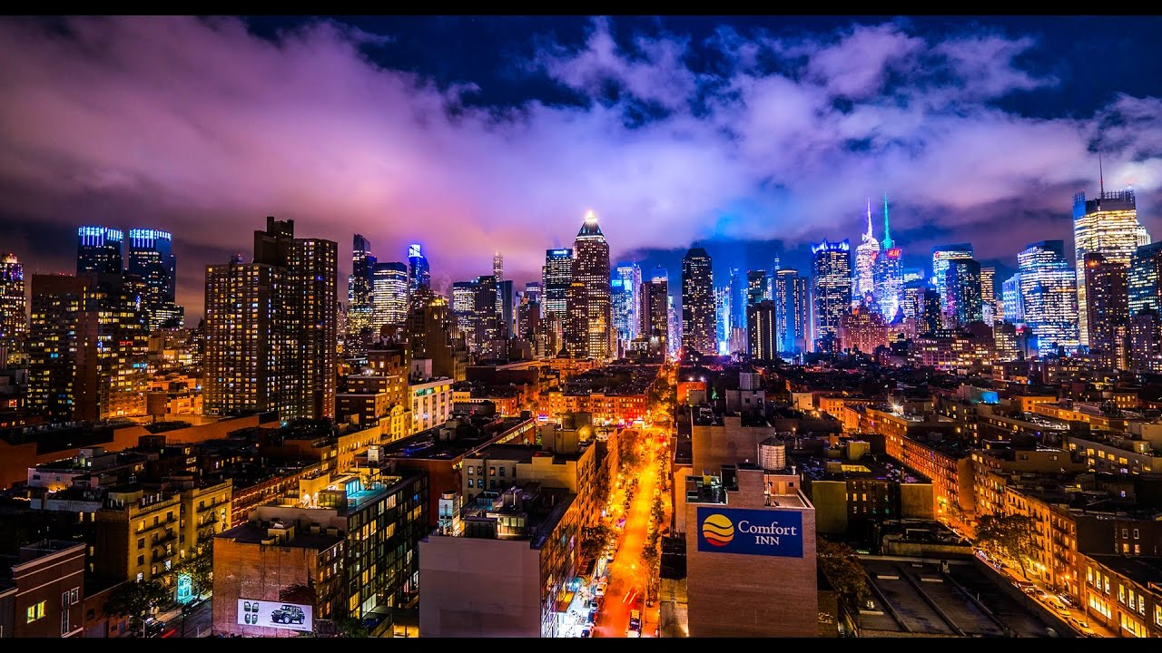 Lightroom CC Tutorial - New York City! - YouTube