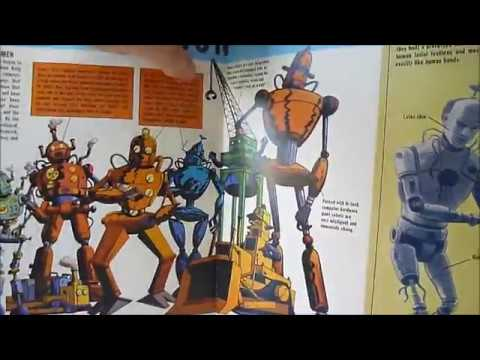 ROBOT CITY GUIDE TO ROBOTS