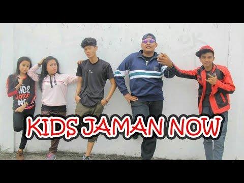 KIDS JAMAN NOW MINANG BAKATUMUIK 4