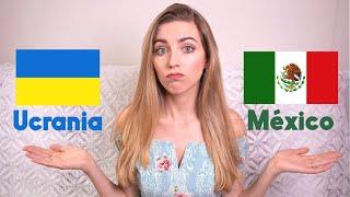 CHOQUE CULTURAL: MÉXICO VS. UCRANIA ✦ IRYNA FEDCHENKO