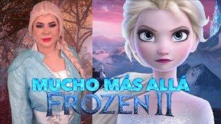 Mucho más allá-Frozen 2/Amanda Flores (Cover) #Frozen2