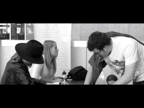 Murder Most Foul (2015) College Short Film (Black & White)