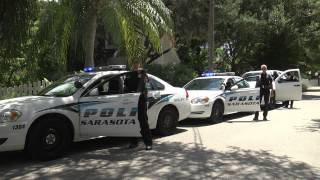 Sarasota Police Department: I Will Always Get Out Of My Car