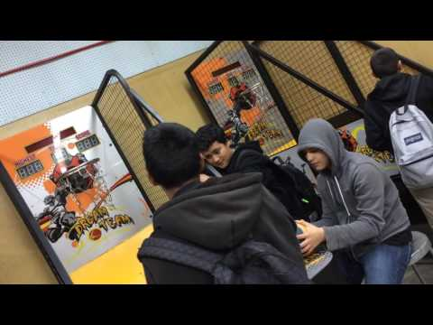 Tehipite Middle School Mannequin Challenge #2