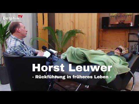 Rückführung in früheres Leben - Vollständige Sitzung - Horst Leuwer