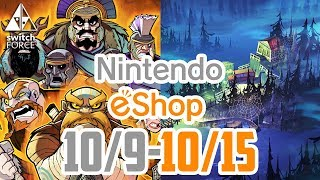 8 NEW Switch Games on eShop This Week! - eShop Roundup