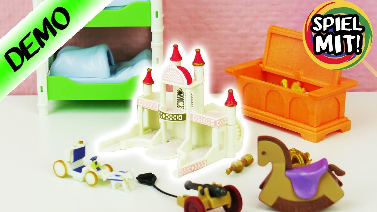playmobil kinderzimmer aufbauen wem geh rt dieses k nigliche schlosskinderzimmer spiel mit. Black Bedroom Furniture Sets. Home Design Ideas