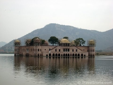 Jal Mahal in Jaipur India - The Water Palace