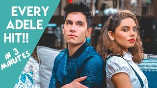 Evolution Of Adele MASHUP | Arhaus ft. Sam Tsui & Shannon K