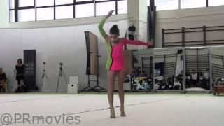 Sara Pargana - Juvenil - Corda (Rope) - SAD - GCP 2012