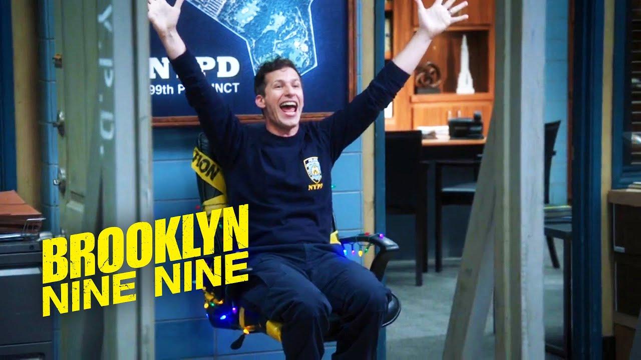 Jake Wins the Bet | Brooklyn Nine-Nine