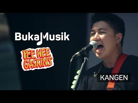 Pee Wee Gaskins - Kangen (with Lyrics) | BukaMusik