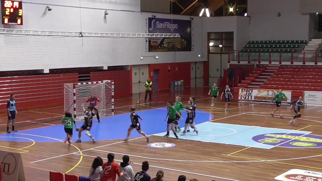 Serie A1F [12^]: Leonessa Brescia - Conversano 20-25