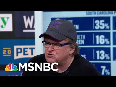 Michael Moore: The Healthcare Industry Has Caused More Pain, Harm Than Practically Any Other | MSNBC