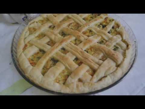 recette:-tarte-salée-tunisienne-/تارت-بالسبانخ