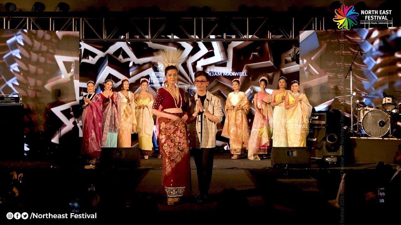 Maxwell Yangoijam   NEF Fashion Weekend 2020