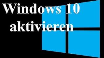 Ist dein Windows 10 aktiviert? Windows 10 Key aktivieren
