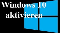 Ist dein Windows 10 aktiviert? Windows 10 Key aktivieren