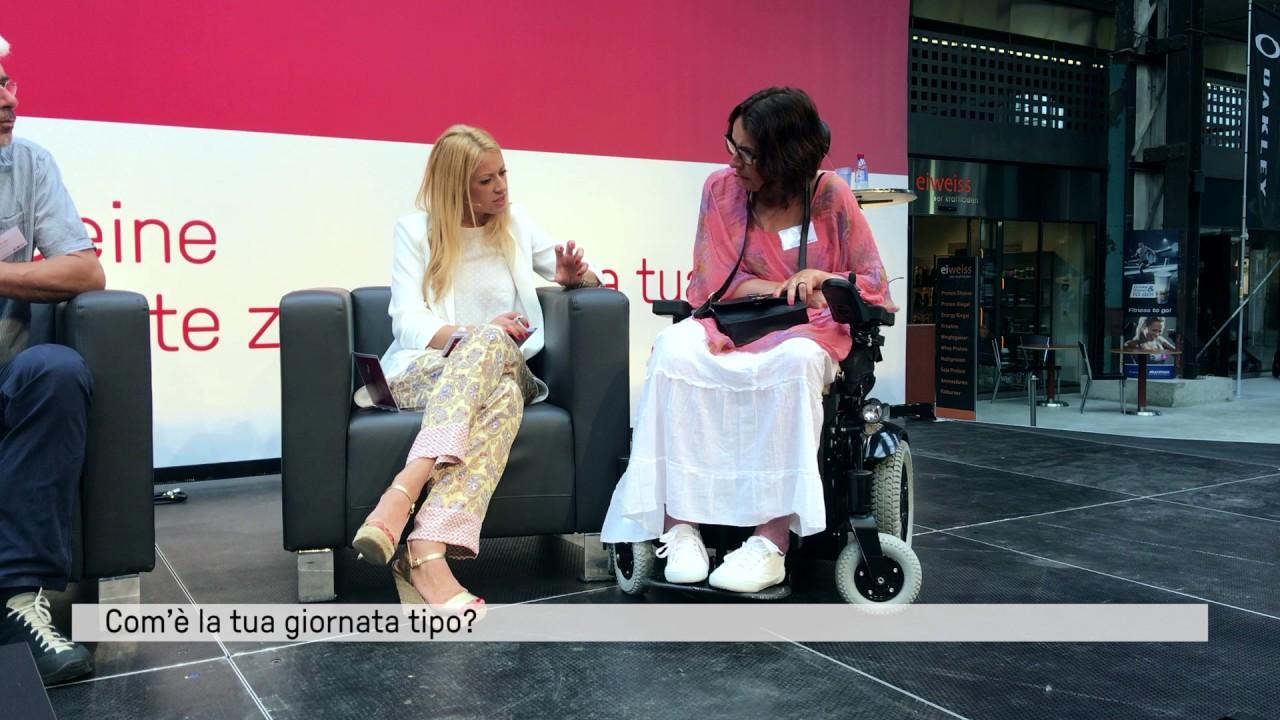 Giornata svizzera della SM: intervista con le persone colpite e i famigliari