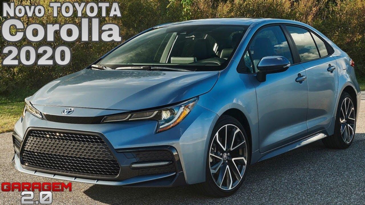 Novo Toyota Corolla 2020 Garagem 2 0 Youtube