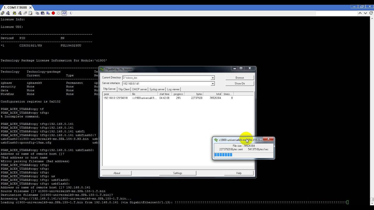 Cisco Spa File