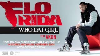 Gambar cover Flo Rida Ft. Akon - Who Dat Girl [ORIGINAL] [HQ]