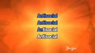 Karaoké Antisocial - Trust *