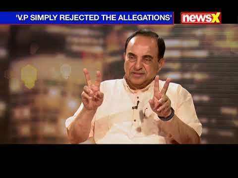 BJP MP Subramanian Swamy opens up on major issues like banking crisis, CJI| Cover Story
