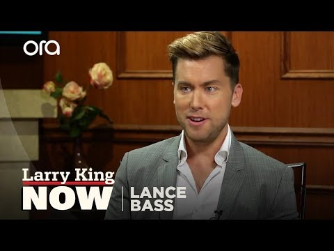 *NSYNC Didn't Know I Was Gay  Lance Bass  Larry King Now  Ora TV