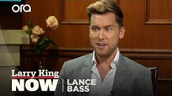 *NSYNC Didn't Know I Was Gay | Lance Bass | Larry King Now - Ora TV