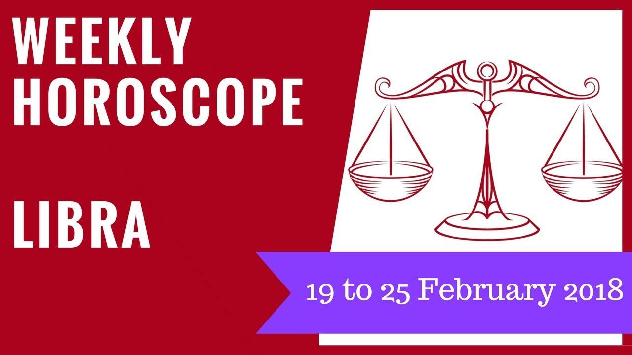 Libra Weekly Horoscope 11 - 17 November, 12222