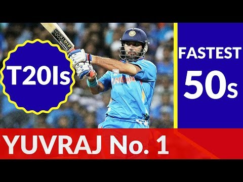 Top 10 Fastest Fifties in T20 Internationals