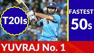 Top 10 Fastest Fifties in T20 Internationals