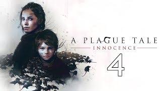 A PLAGUE TALE INNOCENCE | Capitulo 4 | Nos capturan! y ahora qué?!