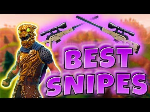 FORTNITE SNIPER COMPILATION - BEST HEADSHOTS AND KILLS WITH SNIPES/PISTOLS/RIFLES