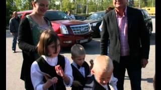 Елена Ваенга и дети...