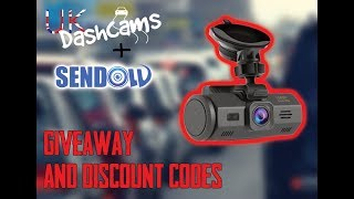 Sendow HD DashCam Review + Giveaway