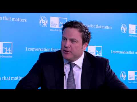 ITU TELECOM WORLD 2014 INTERVIEW: Samer Halawi, CEO, Thuraya Telecommunication Company