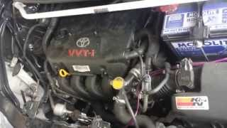 Toyota 1.3L 2NZ-FE Engine Noise