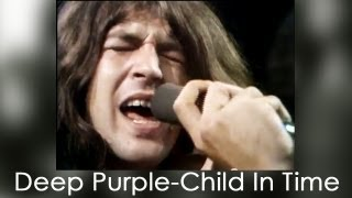 Repeat youtube video Deep Purple - Child In Time - 1970