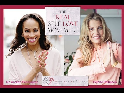 Freedom from Emotional Eating through Real Self-love w Helene Philipsen & Dr. Andrea Pennington