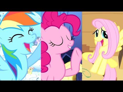The Pony Hamsterdance [YTPMV]